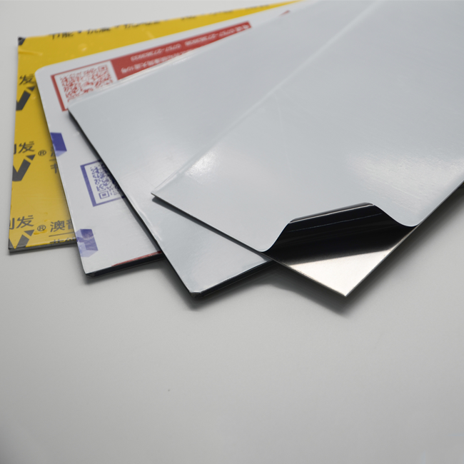 Stainless Steel Protective Film Blue Black And White Clear Color Manufacturers in Abundant Supply for Surface Protection